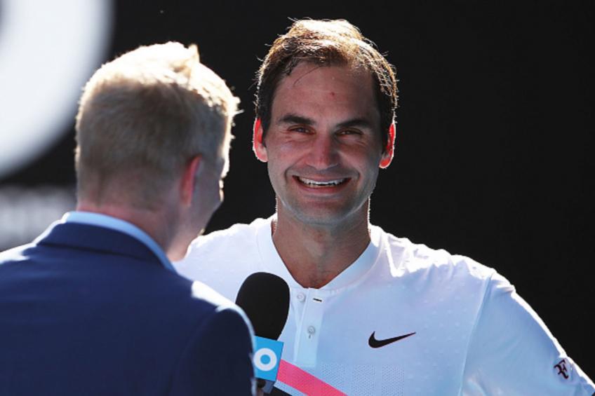 Jim Courier parle des avantages «injustes» de Roger Federer en tournée