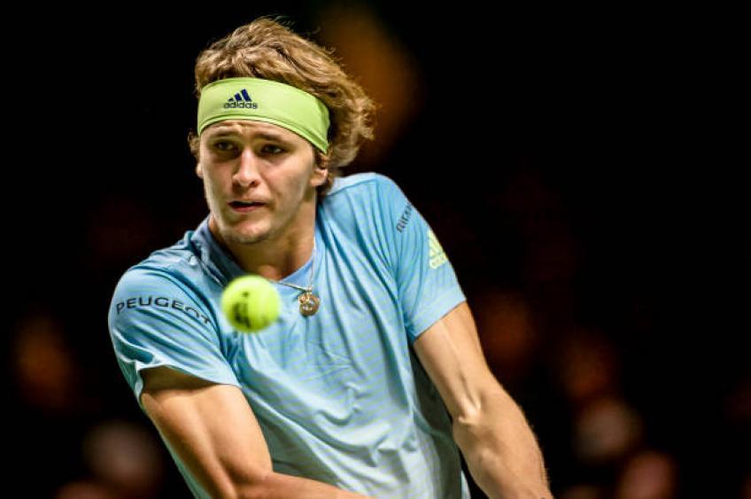 Alexander Zverev rejoint Dimitrov et Kyrgios pour jouer à l'ATP 500 événement en …