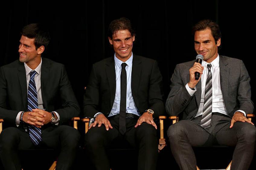 Les plus jeunes joueurs gagneront des tournois majeurs en battant Federer et Nadal, dit Thiem