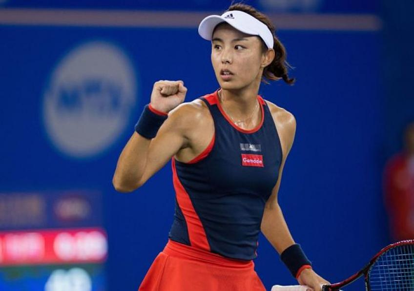 Top 5 matches de la WTA en 2018: N ° 5, Wang surprend Muguruza Hong Kong