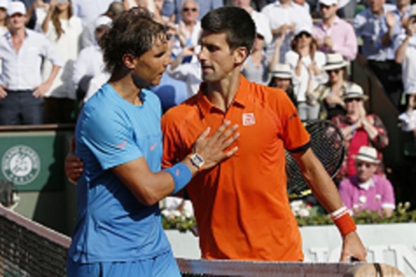 'Roger Federer, Rafael Nadal et Novak Djokovic sont géniaux personnes -Oncle Toni