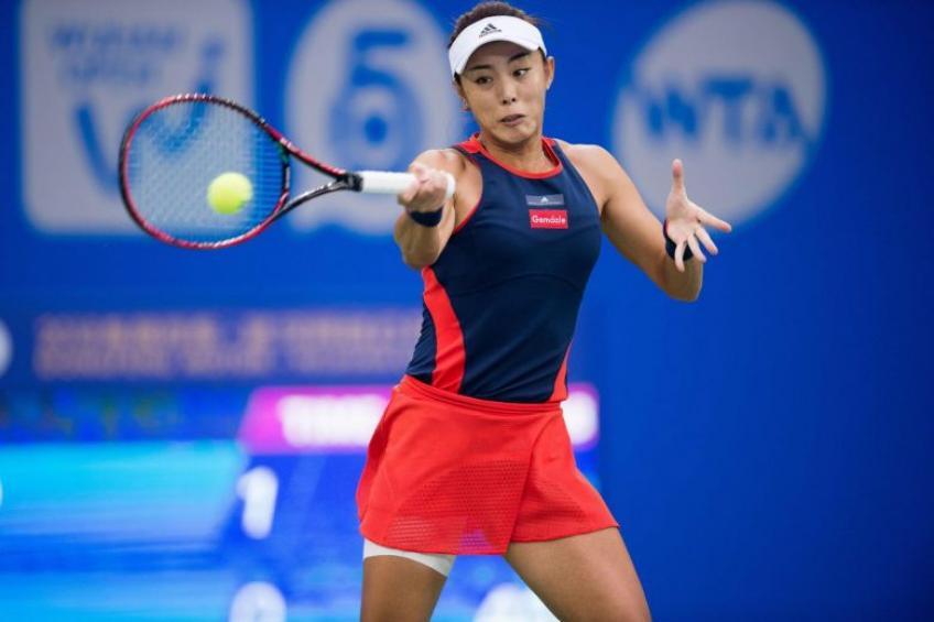 Wang Qiang mène la charge chinoise à l'Open de Shenzhen