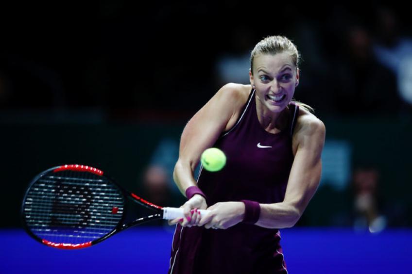 Ce que Petra Kvitova pourrait faire pour améliorer son avenir saison