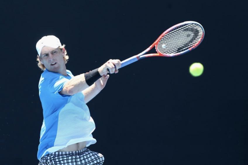 Luke Saville: Je serai outsider à l'Australian Open Wildcard Finale des play-off