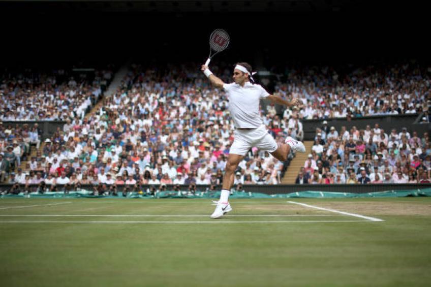 Tim Henman explique comment Roger Federer a évolué à Wimbledon