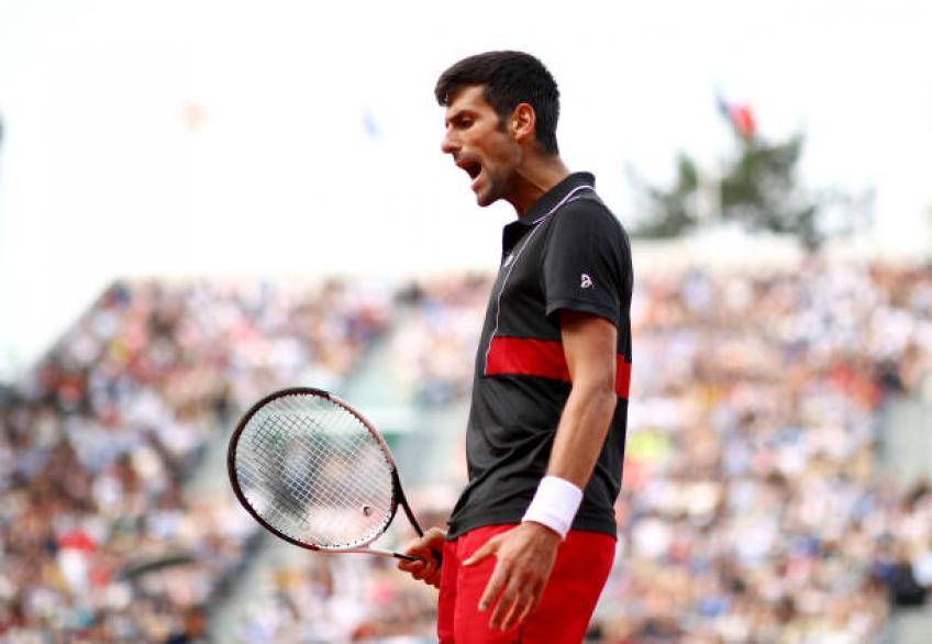 Novak Djokovic avait perdu tout intérêt pour le tennis Chef de tennis
