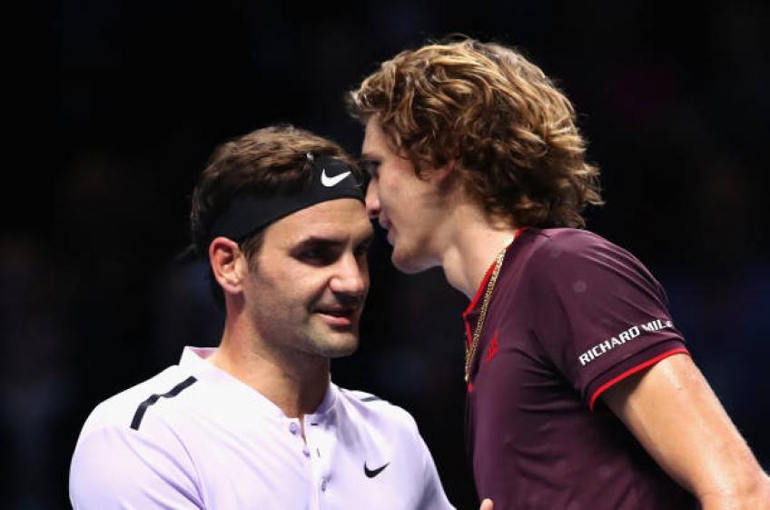 Haas félicite Zverev: 'Il n'est pas facile de battre Roger Federer et Djokovic '
