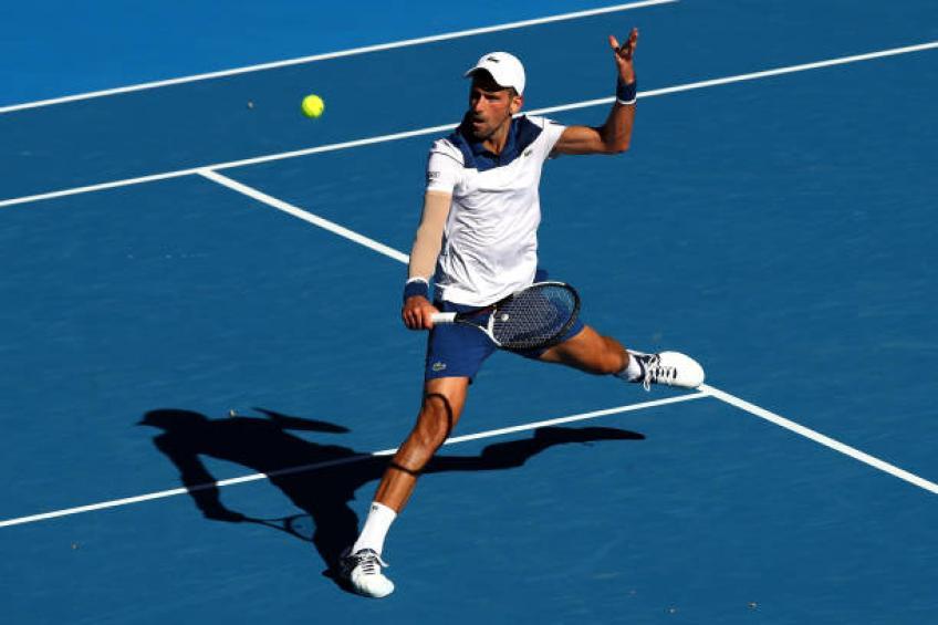 Novak Djokovic a fait l'un des plus grands retours sportifs, déclare le PDG de l'ATP