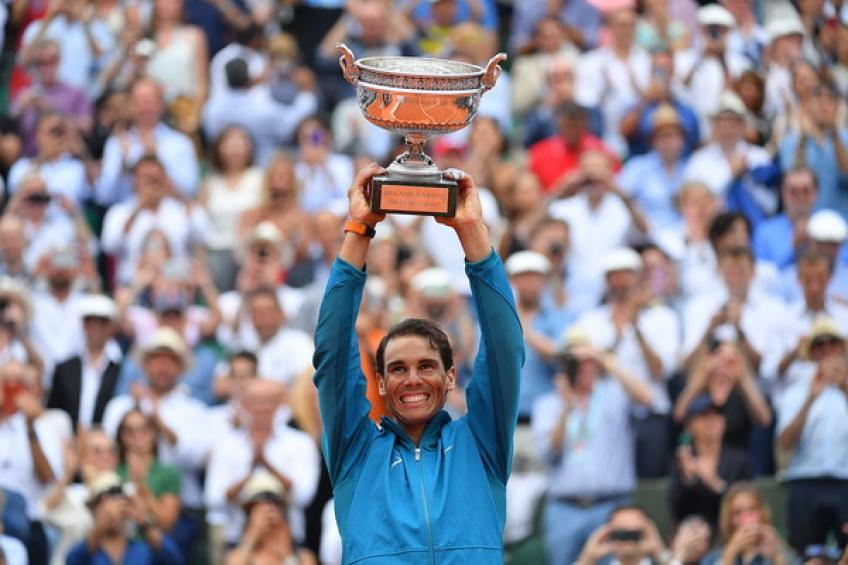 Bilan 2018: Rafael Nadal règne à Paris. Novak Djokovic résultats