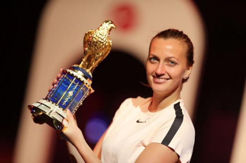 Top 5 matchs WTA de 2018: N ° 3, Kvitova bat Muguruza en Doha