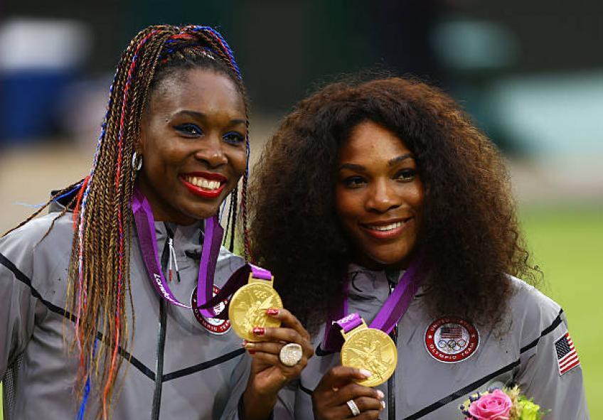 Serena Williams: 'Parfois, ma soeur Venus est imbattable'
