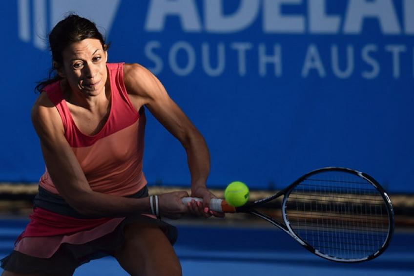 Une ancienne championne de Wimbledon embrasse sa carrière d'entraîneure