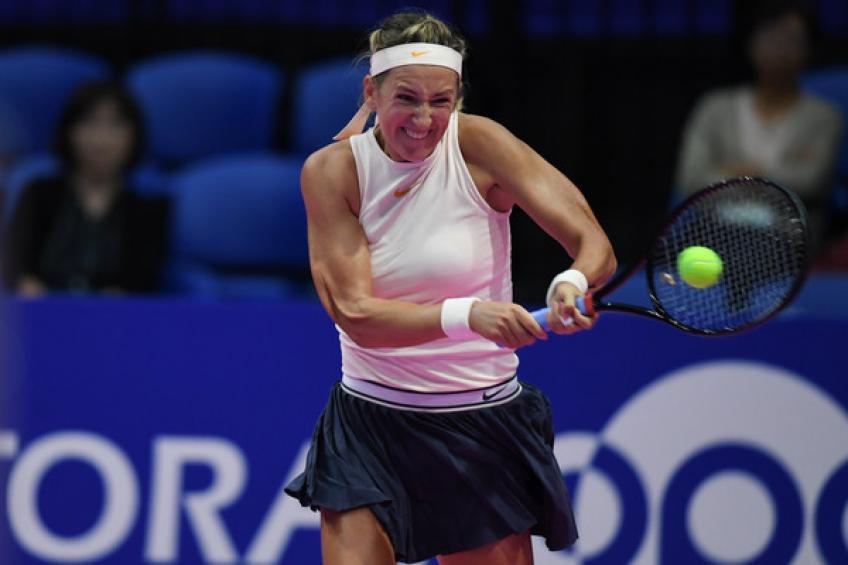 Victoria Azarenka: 'Cette année a été très difficile mais je le ferai revenir plus fort '
