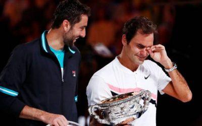 Je suis prêt à vaincre Roger Federer, Rafael Nadal et Djokovic – Cilic