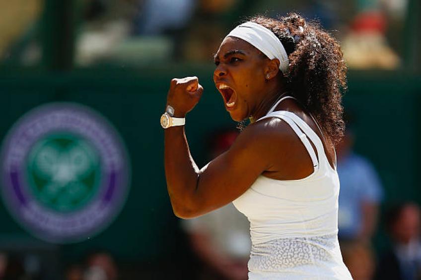 Tout le monde joue fort contre moi, dit Serena Williams