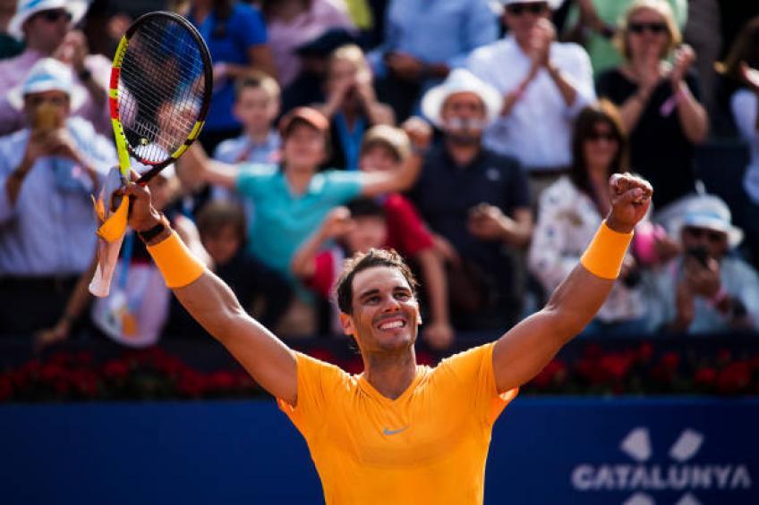 Albert Costa annonce de grandes nouvelles de Rafael Nadal