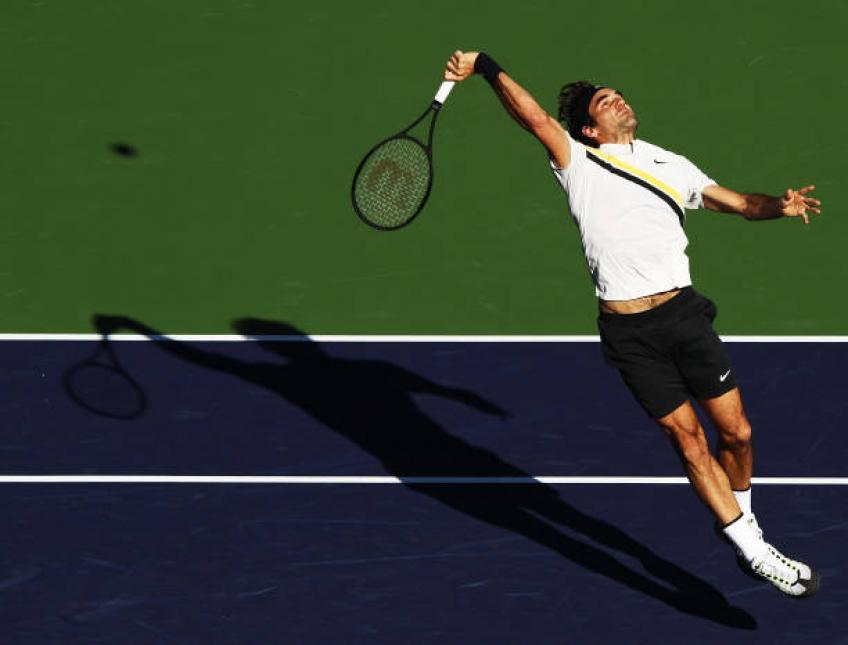Gagner trois Majors en 12 mois était impensable, dit Roger Federer