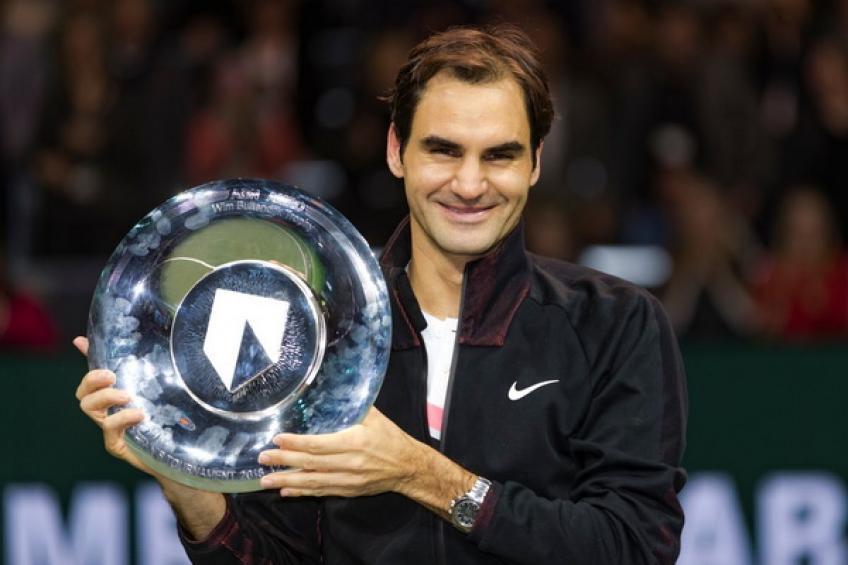 2018 en revue: Roger Federer, Anderson et Thiem volent Spectacle de février