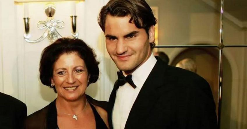 Un initié révèle comment sa mère Lynette a influencé Roger État d'esprit de Federer