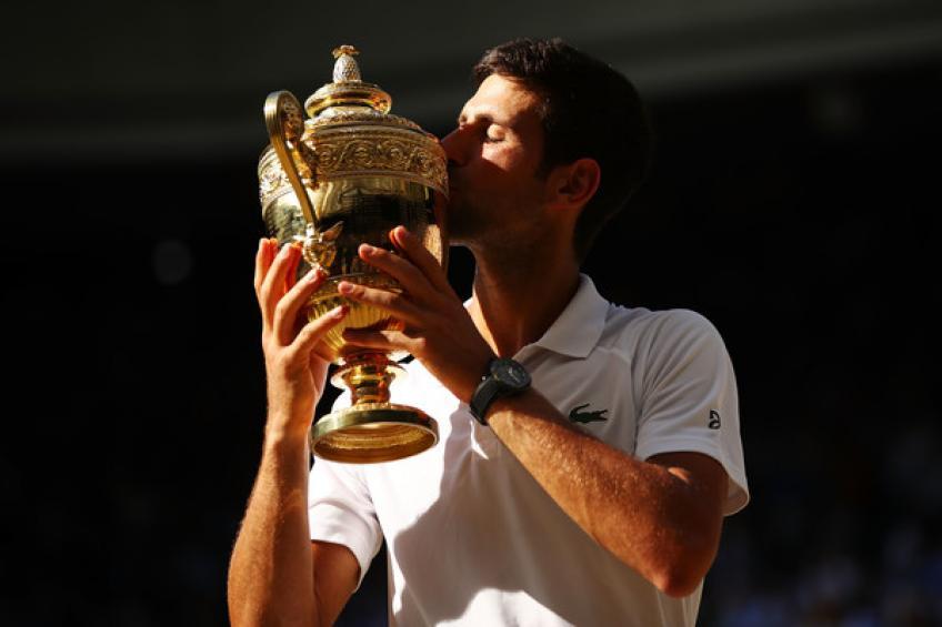 Novak Djokovic et Simona Halep remportent le titre de champion du monde ITF 2018 prix