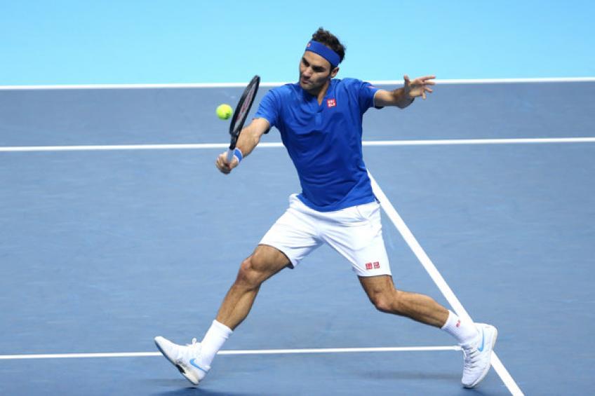 Roger Federer étend sa domination sur le top 3 ultime liste