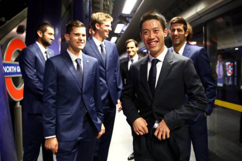 Kei Nishikori et Dominic Thiem ajoutent l'événement ATP 500 à 2019 programme