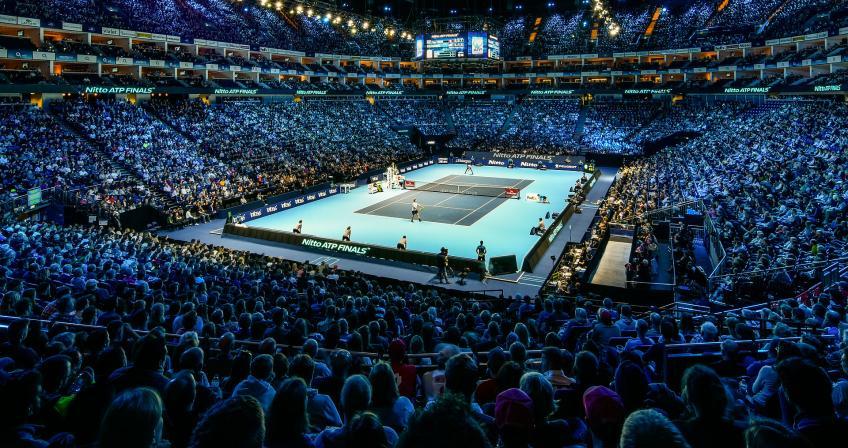 Annonce: les cinq villes pouvant accueillir l'ATP Finales