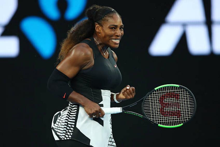 Serena Williams: Être témoin de Jéhovah vous aide à rester calme