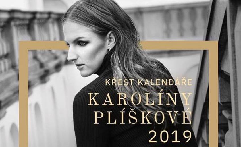 Karolina Pliskova publie le calendrier 2019, les fonds iront à charité