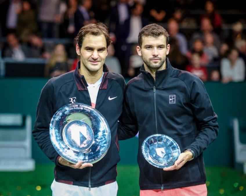«La comparaison avec Roger Federer a influencé celle de Grigor Dimitrov carrière 'Krajicek