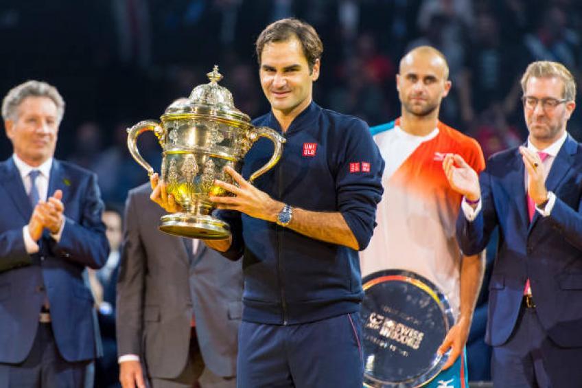 Marius Copil: 'Je veux me venger de Roger Federer '