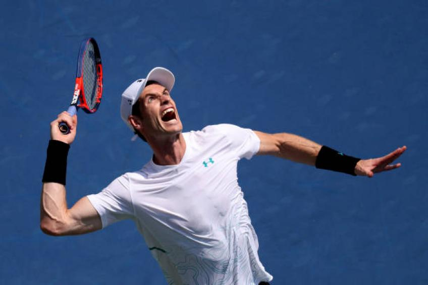 Le chemin sera long pour Andy Murray, déclare Greg Rusedski