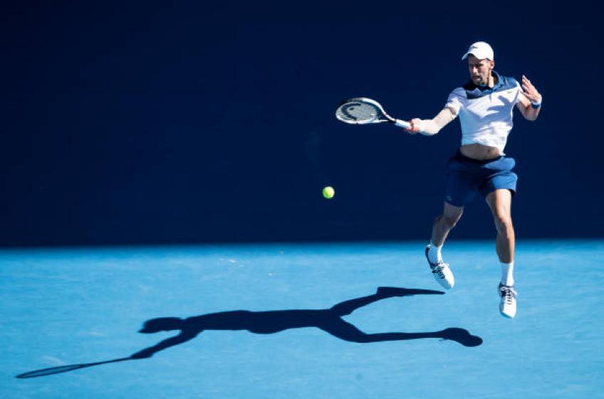 Novak Djokovic n'échoue jamais, déclare Richard Gasquet