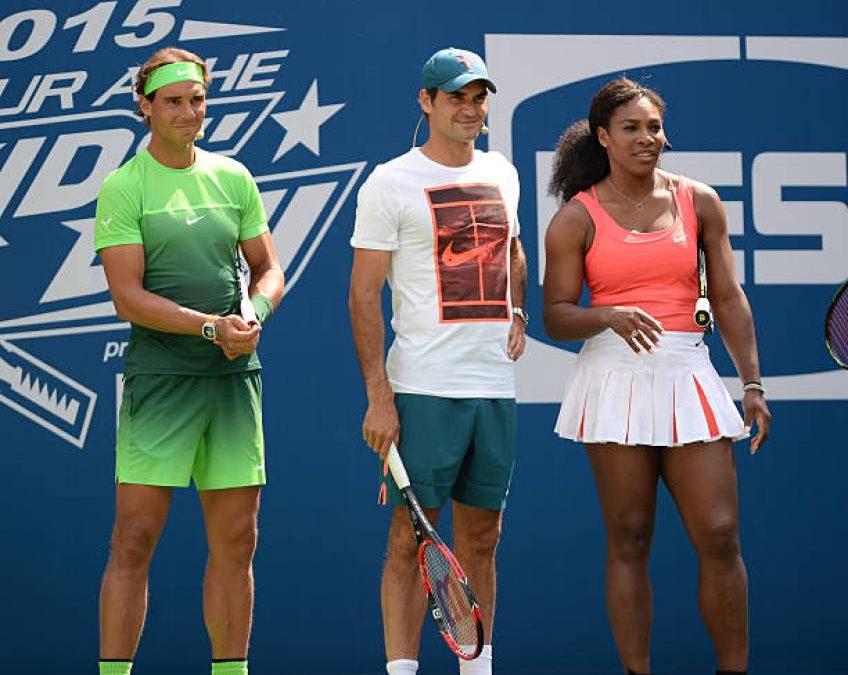 Dominance du FC Juventus par rapport à Federer, Nadal, Serena Williams