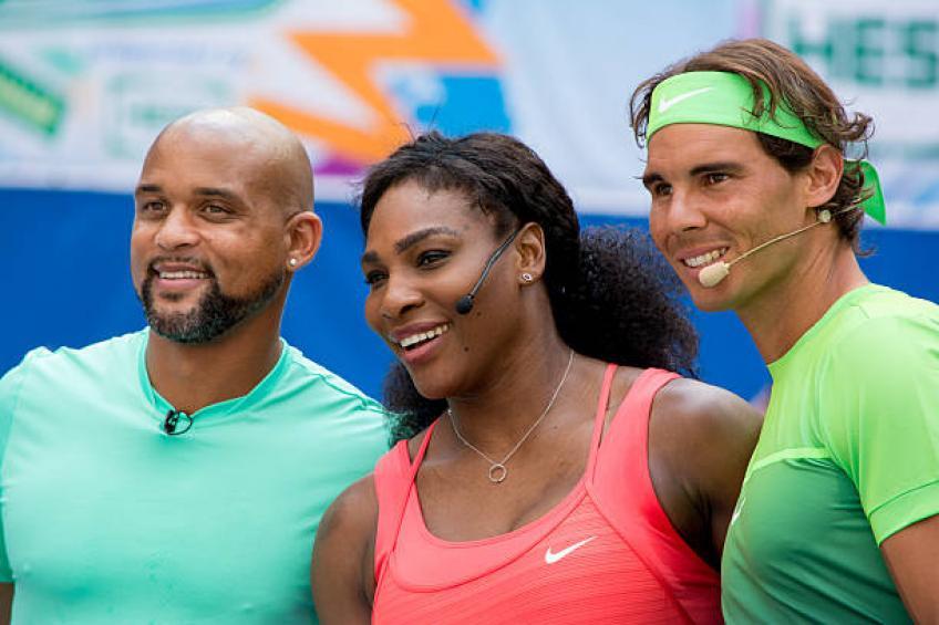 Serena Williams: «Les gens viennent au tennis pour voir Federer, Nadal, Bryans '