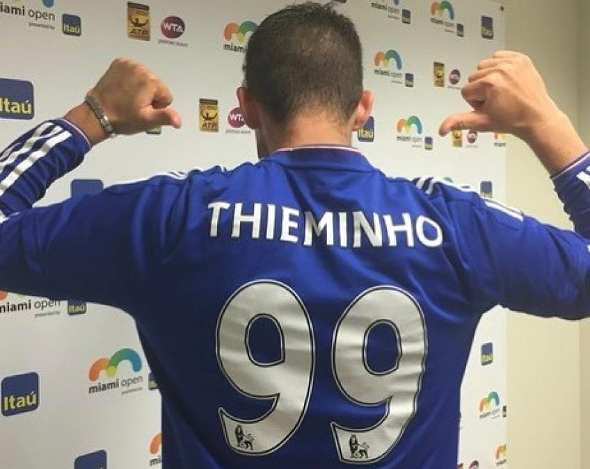 Dominic Thiem: Le football est ma passion, je ne manque pas de Match de Chelsea FC
