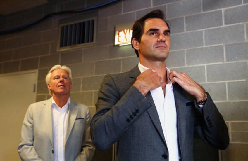 McEnroe explique pourquoi Roger Federer est similaire à Bjorn Borg