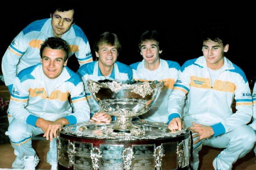 Coupe Davis 1984: la Suède bat les États-Unis pour entrer dans la spéciale liste