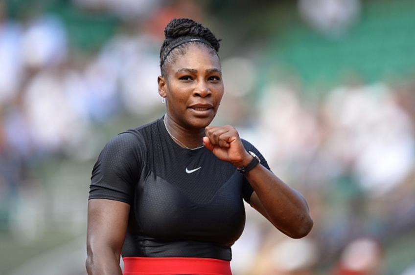 Serena Williams: 'Je suis une vraie personne et tout le monde peut voir cette'