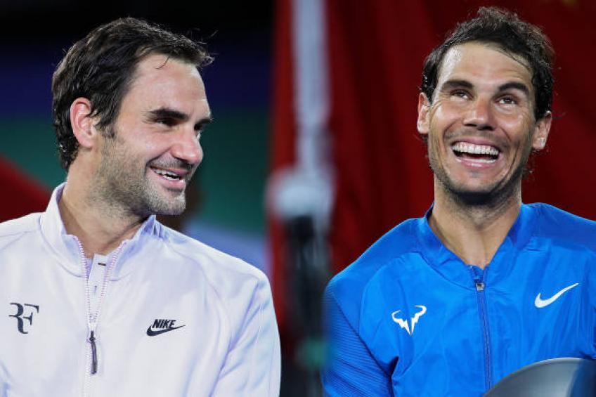 Roger Federer et Nadal seront remplacés par des jeunes hommes, dit Tour initié