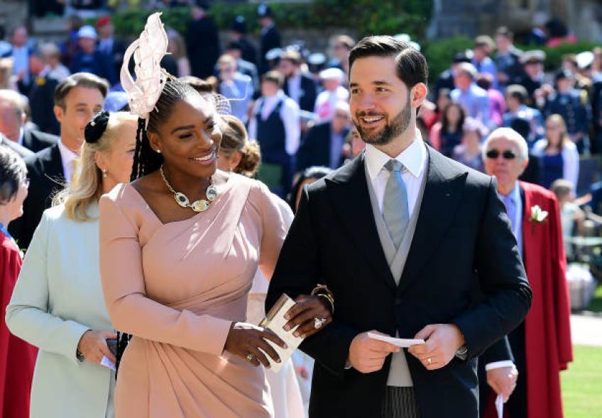 Alexis Ohanian: Je pensais que le tennis était une blague sport