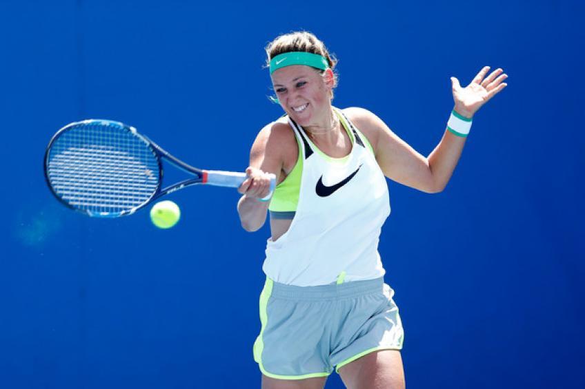 Victoria Azarenka: 'Le tennis est mon travail mais être une maman, c'est mon Priorité n ° 1 '