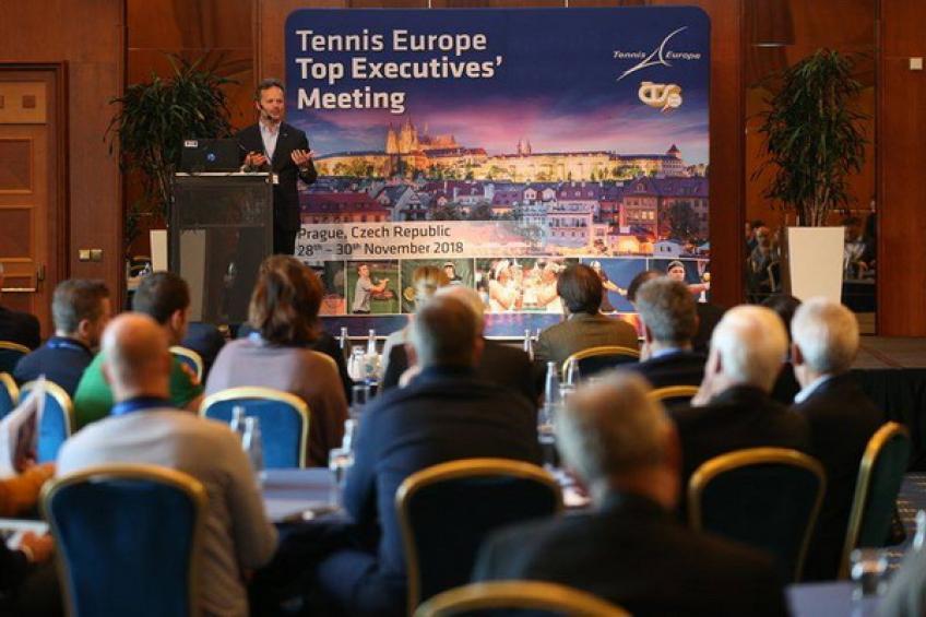 Tennis Europe apporte de grands changements pour 2019, y compris la marque nouvel événement U21