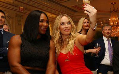 Serena Williams: «J'aime Caroline Wozniacki et vice versa'
