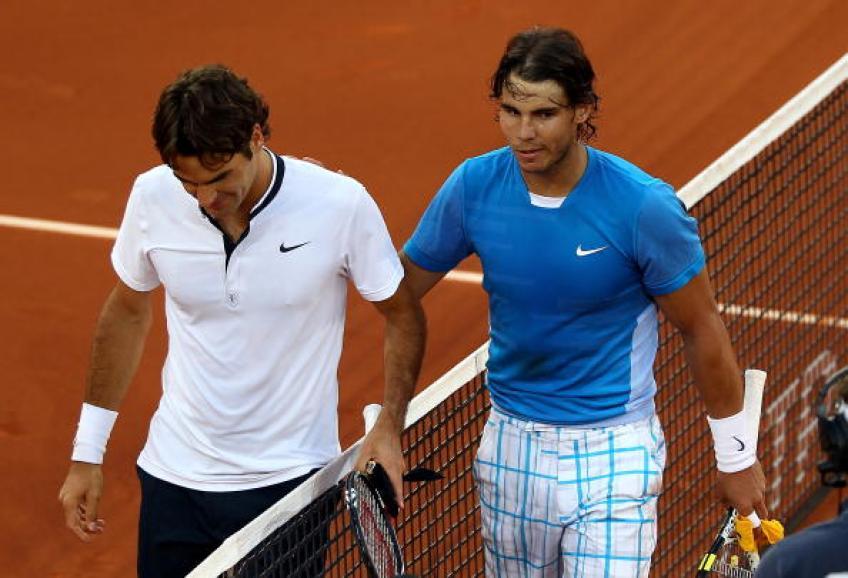 Manolo Santana: «Roger Federer est un maître. J'aime Rafael Le coup droit de Nadal '
