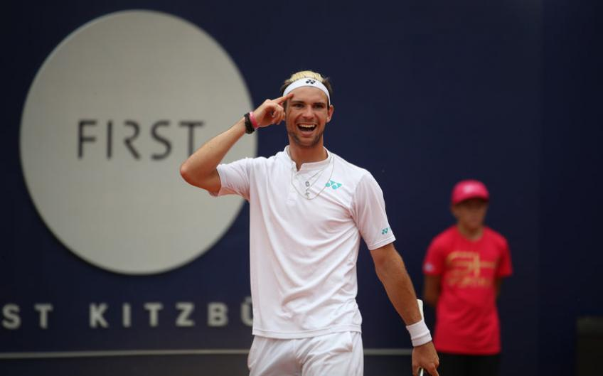 L'Autrichien Jurij Rodionov promet de s'entraîner avec Rafael Nadal cette semaine