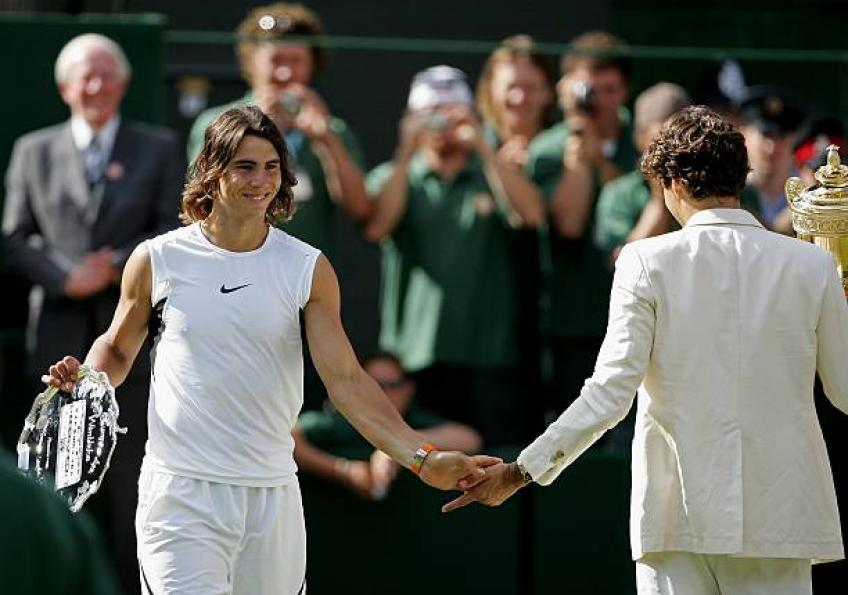 Roger Federer et Rafael Nadal peuvent durer encore deux ans, dit Krajicek