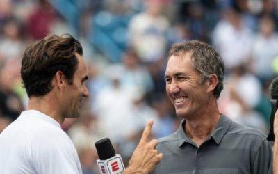 Darren Cahill dit qu'il a refusé d'entraîner Roger Federer