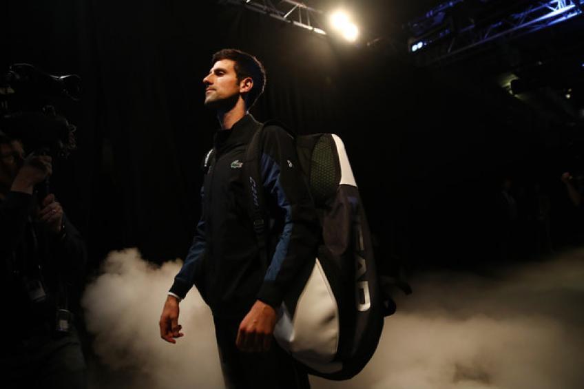 Si Novak Djokovic se sentait vulnérable après avoir perdu contre Zverev à Nitto?