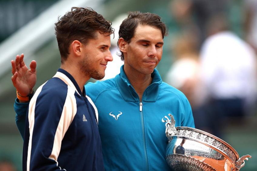French Open vs Nadal était comme l'escalade de l'Everest Thiem, dit l'entraîneur